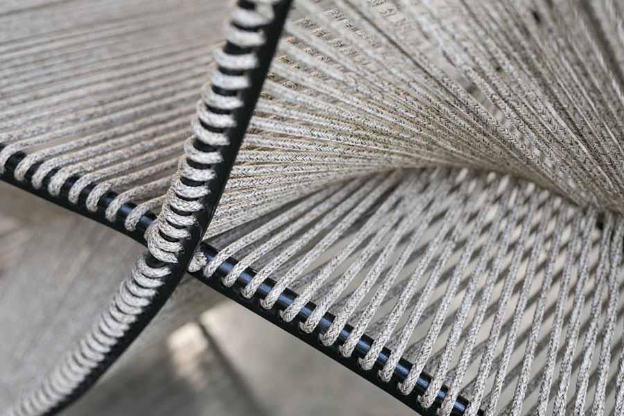 ghế CRUISE đan dây thủ công