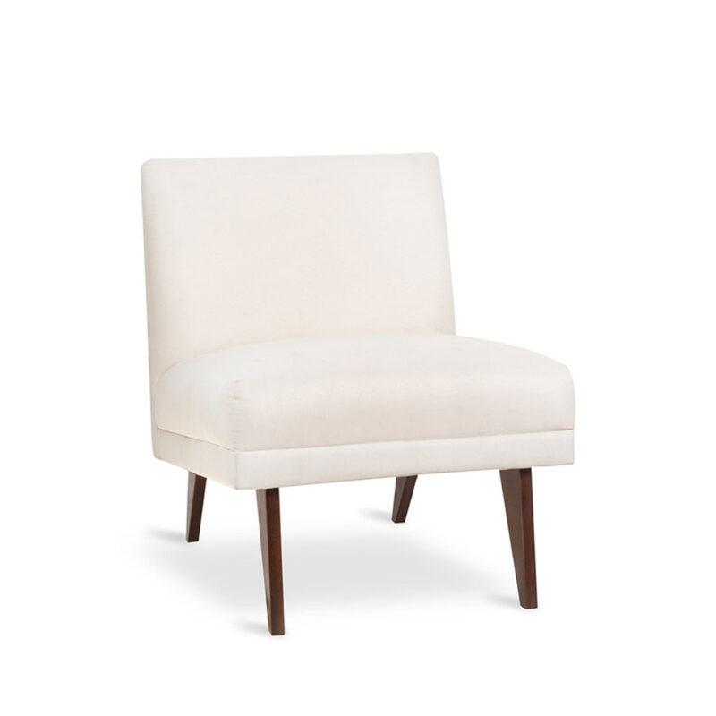ghế slipper cora white
