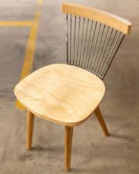 ghế ăn gỗ fantail