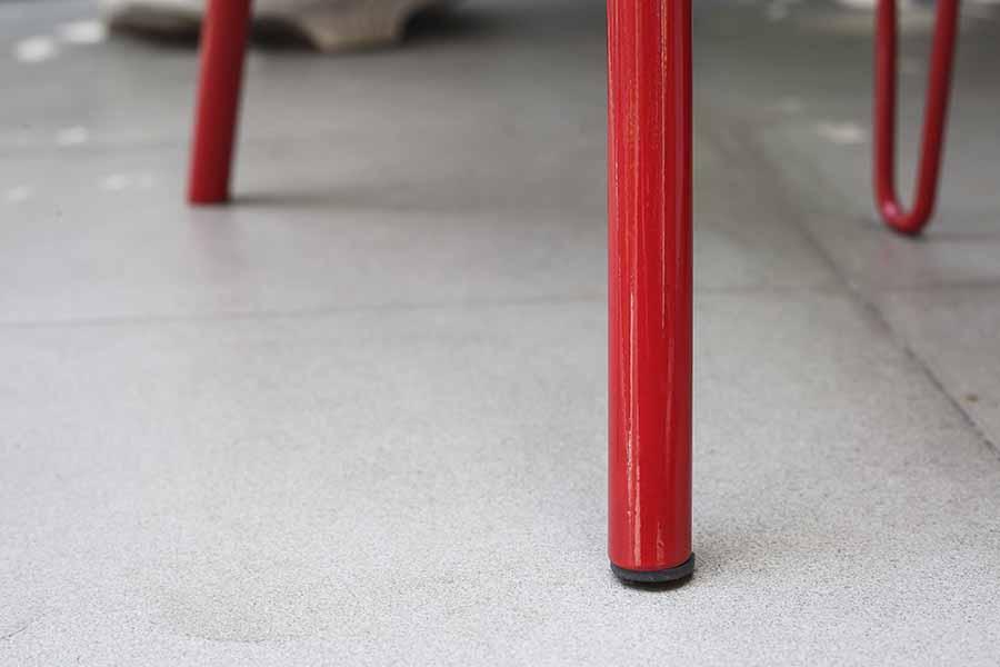 Chân bàn dựa tường SHAFT Red