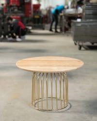 Bàn cafe WON Gold 580