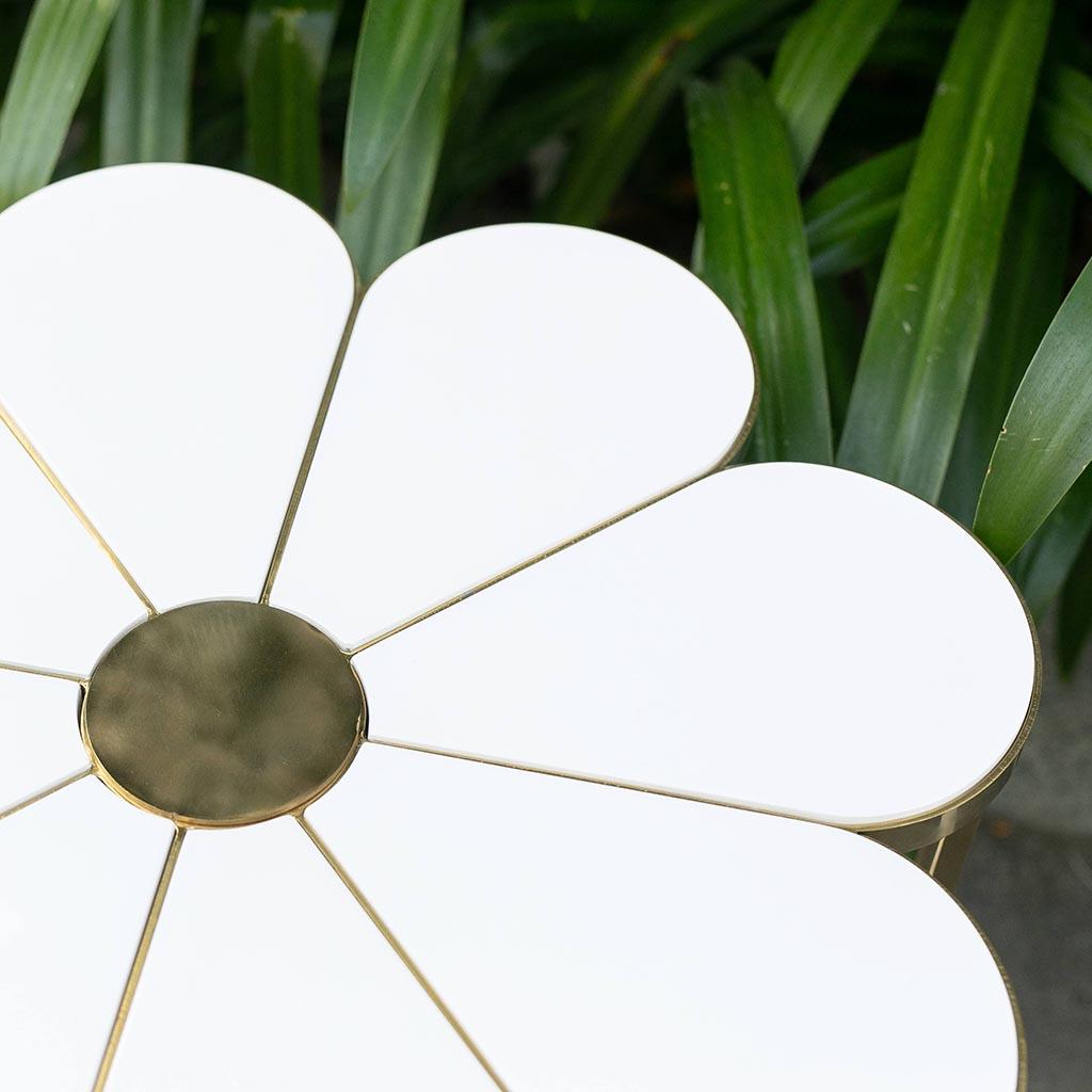 Mặt bàn HOA SAO NHÁY Gold