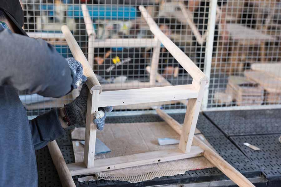 ghế ăn gỗ cao cấp