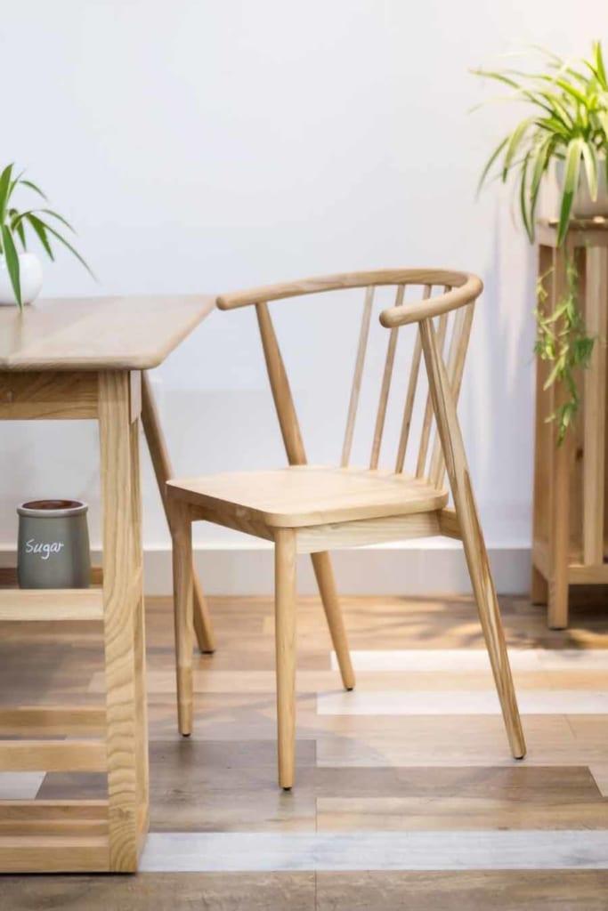 ghế ăn gỗ