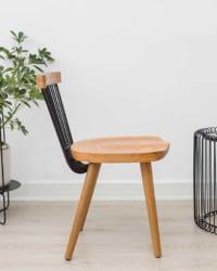 ghế fantail