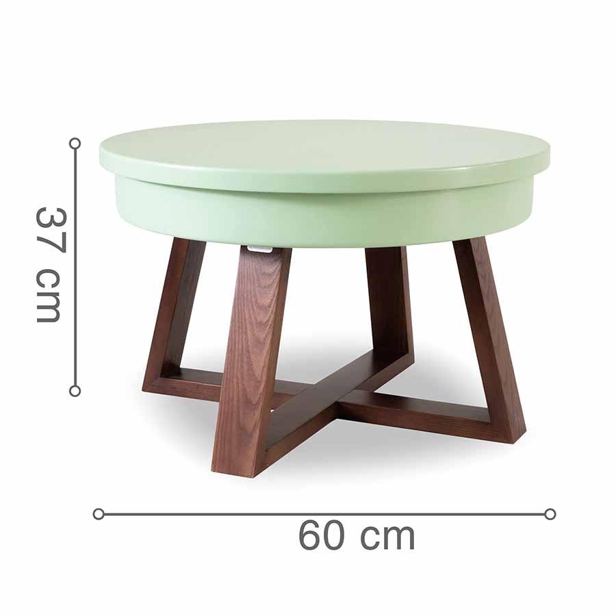 Kích thước bàn cafe AVOCADO