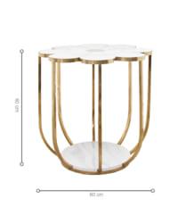 Kích thước bàn HOA SAO NHÁY Gold