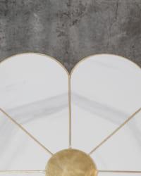 mặt bàn HOA SAO NHÁY Gold mặt đá