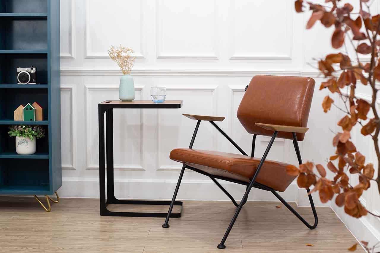 Ghế POLYGON vẻ đẹp của chiếc ghế đa giác
