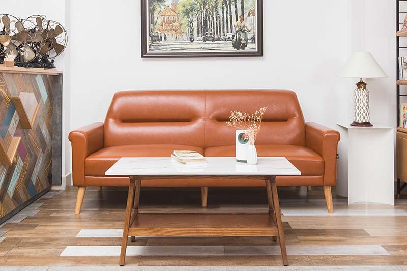 Sự kết hợp độc đáo giữa màu sắc, chất liệu và kiểu dáng đã giúp bàn cafe MADISON được ưa chuộng trong không gian hiện đại, sang trọng.
