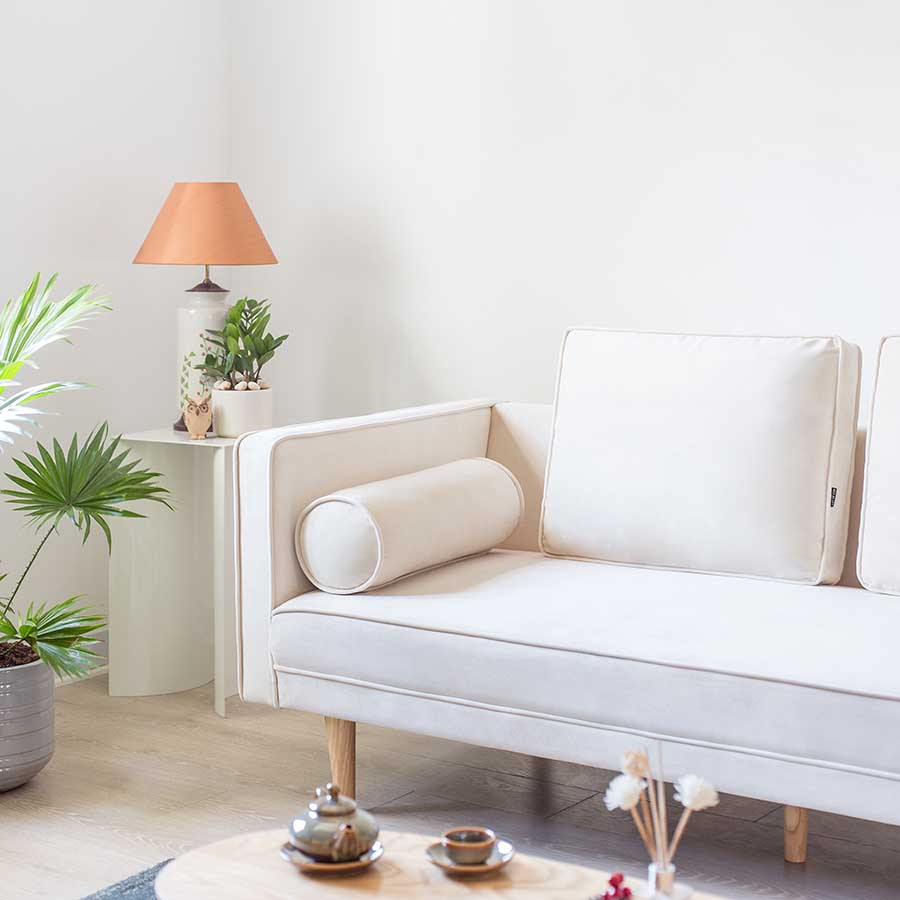 sofe MONROE DAYBED White