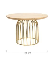 Kích thước bàn WON Gold 580