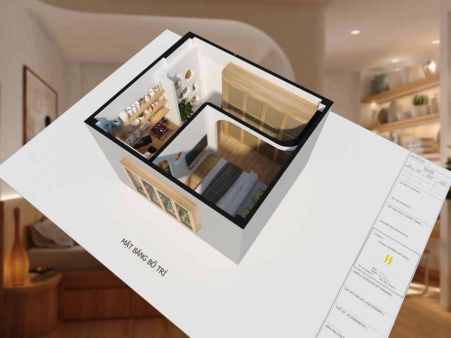 Kiến tạo không gian nội thất hợp lý, nâng cao chất lượng sống