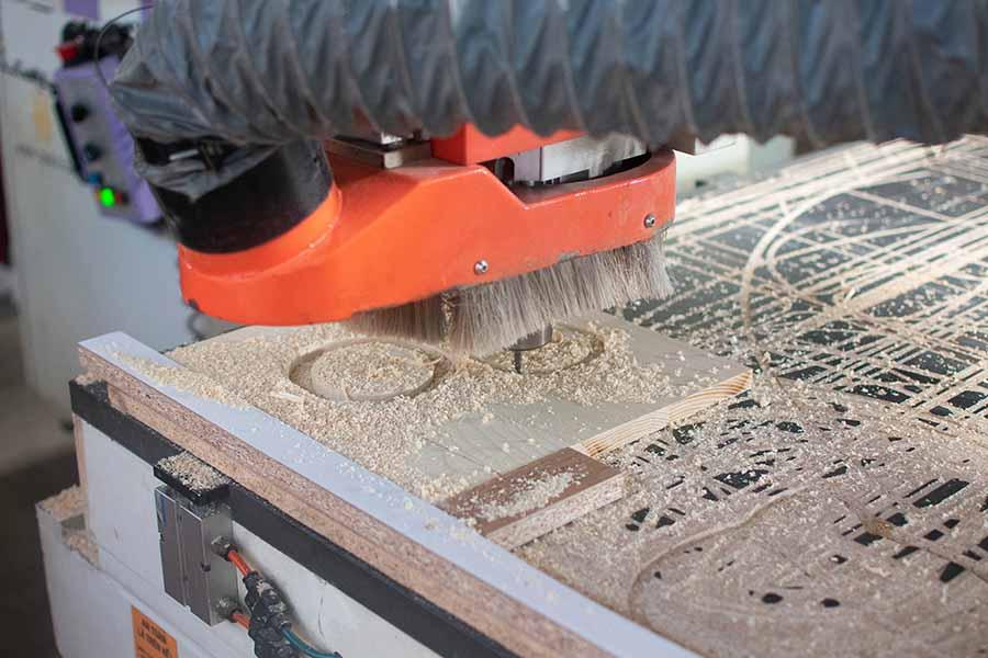 Những chi tiết đòi hỏi tính thẩm mỹ cao đều được HAY đáp ứng qua thiết bị hiện đại.