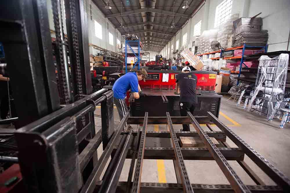 HAY sở hữu nhà xưởng sản xuất rộng hơn 2000m2