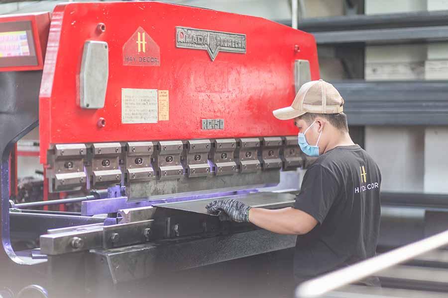 Sự hỗ trợ của máy móc kỹ thuật giúp HAY cung cấp được mọi nhu cầu về số lượng lớn hoặc nhỏ lẻ.