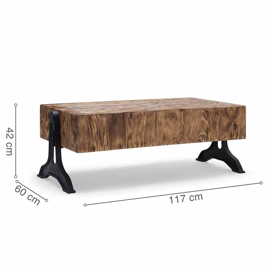 Kích thước bàn PARIS