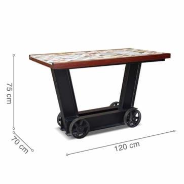 Kích thước bàn CONNOR