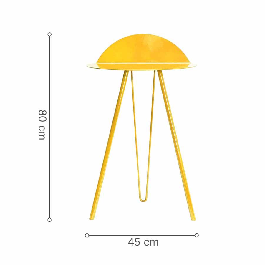 Kích thước bàn SHAFT Yellow