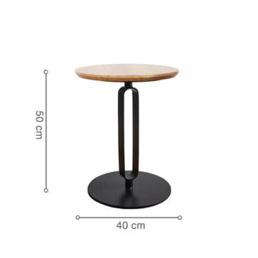 Kích thước bàn góc ROTH Oak