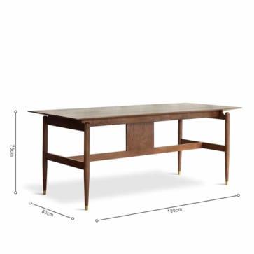 Kích thước bàn ăn CAMILO