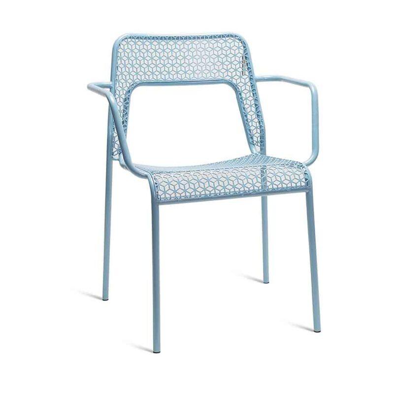 Ghế armchair WADE Blue