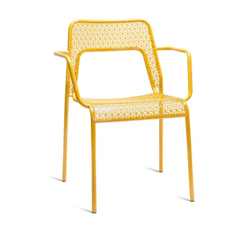 Ghế armchair WADE Yellow